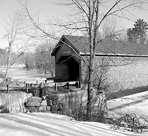 Corinth, Maine - Covered Bridge